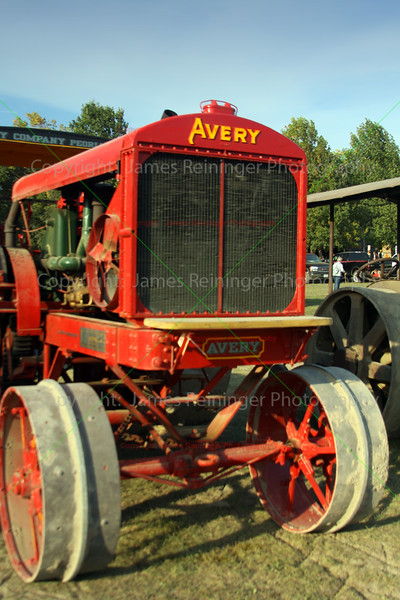 Old Avery Tractor