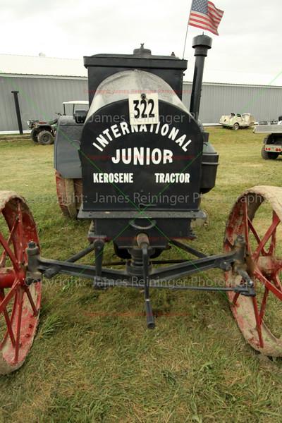 International Junior Kerosene Tractor