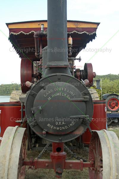 Caar-Scott Line Steam Tractor