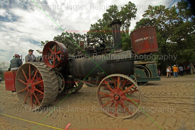 Minneapolis Tractor<br /> Western Minnesota Steam Threshers Reunion<br /> Rollag, Minnesota