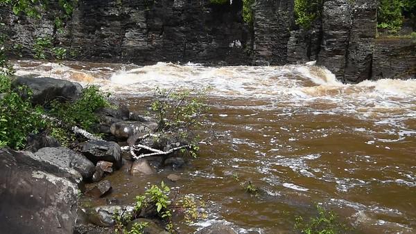 Pigeon River Rapids