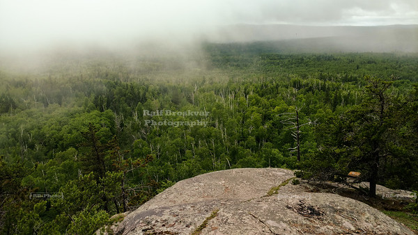 Carlton Peak in Superior National Forest
