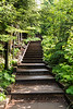 Stairs at Tettegouche State Park