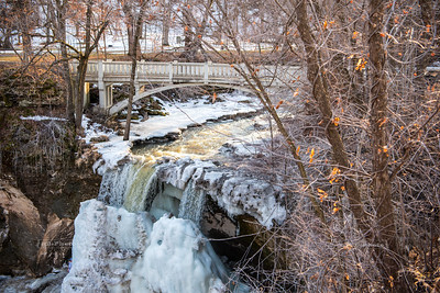 Lower Minneopa Falls