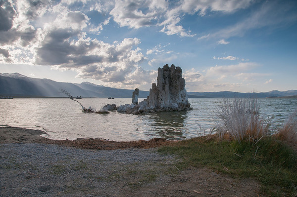 One tufa formation