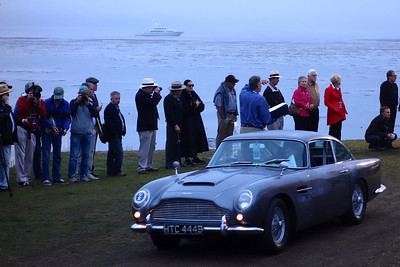 Monterey Car Events 2013