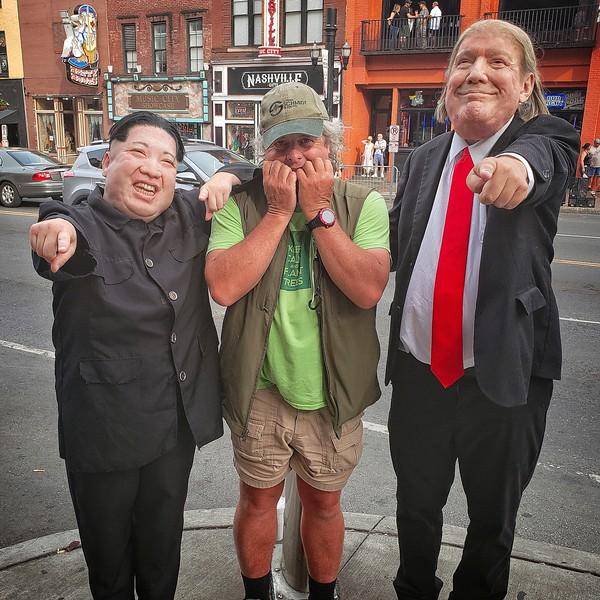 Los Tres Dictadores