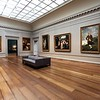 One of the many splendid galleries in the museum.