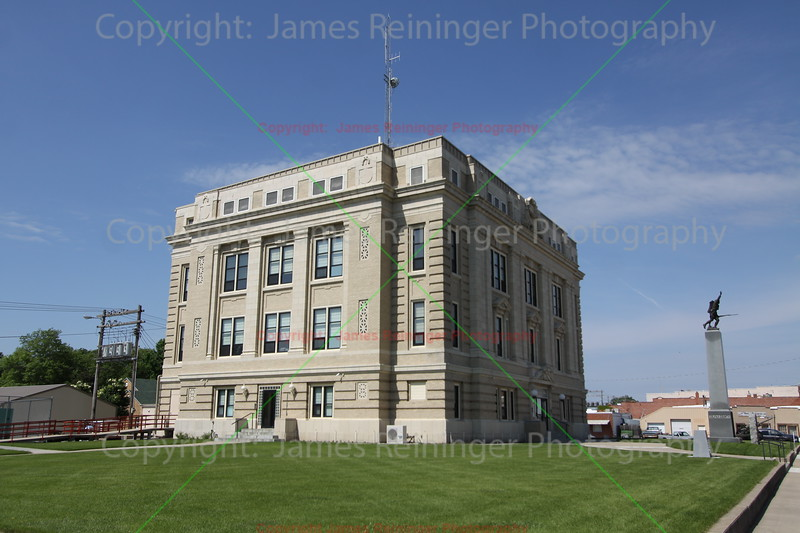 Colfax County Courthouse
