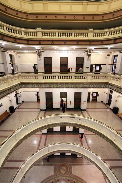 Elevator Banks of Douglas County Courthouse