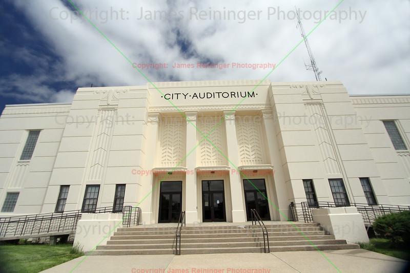 City Auditorium<br /> York, Nebraska