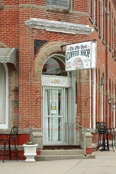 The Old Bank Coffee Shop