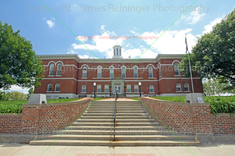 Otoe County Courthouse