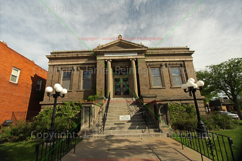 Carnegie Library<br /> Grand Island, Nebraska
