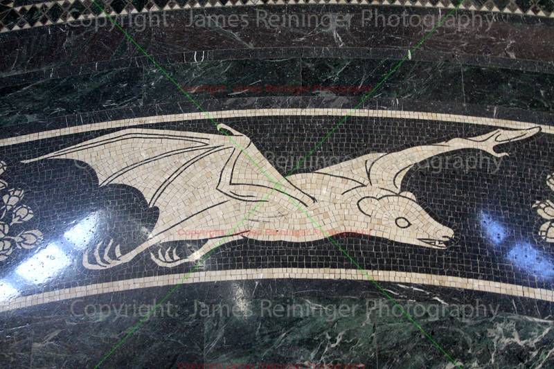 """Bat"" by Hildreth Meiere"