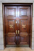 Nebraska State Library Doors