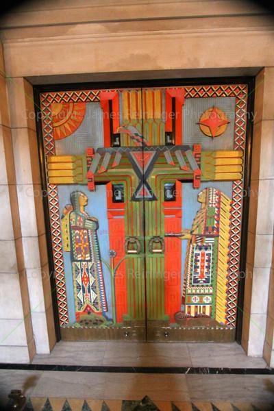 East Chamber Door