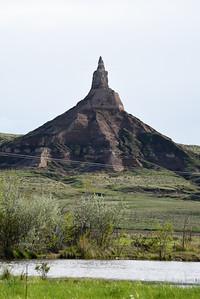 Chimney Rock National Historic Site, Nebraska