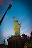 Statue of Liberty at the New York, New York Hotel