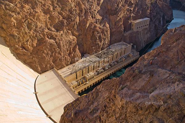 Hoover Dam, Nevada / Arizona, USA
