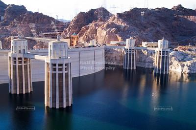 Hoover Dam, Navada / Arizona, USA
