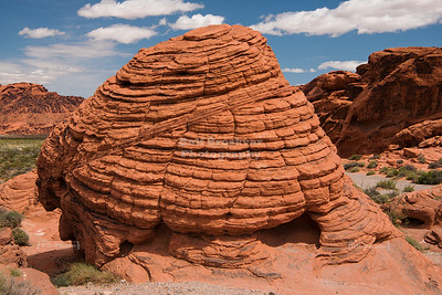 Beehive, Valley of Fire, Nevada