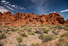 Pure Nature at the Valley of Fire State Park