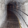 Tunnel inside the Hoover Dam, Nevada, USA