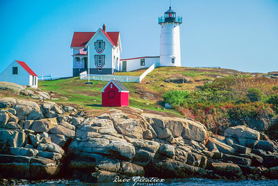 New England Lighthouse