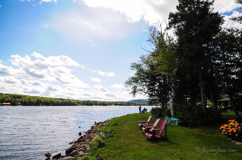Beautiful Back Lake