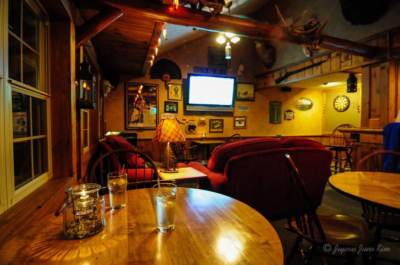 Tall Timber Lodge restaurant