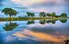 Bosque Redondo Lake, Fort Sumner, NM