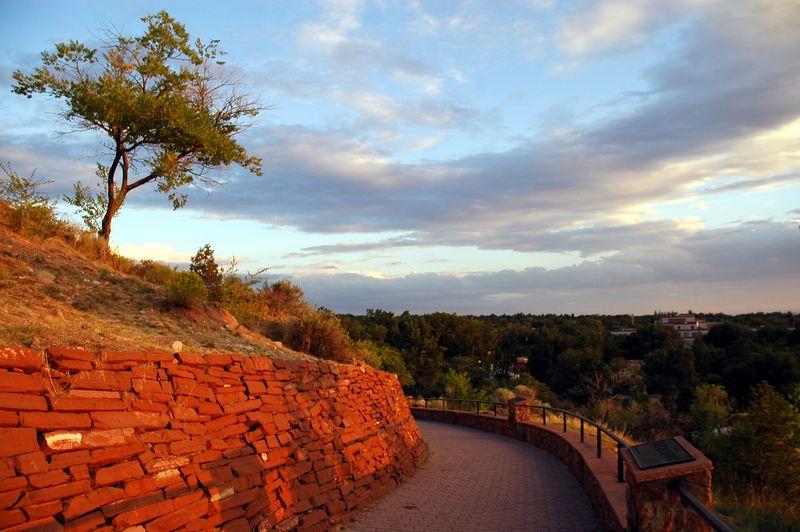 Santa Fe memorial