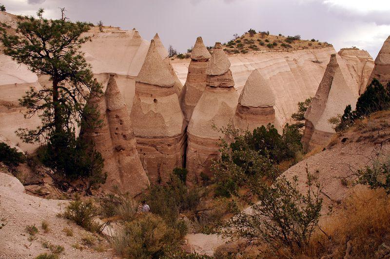 Tent Rocks National Monument, Sante Fe