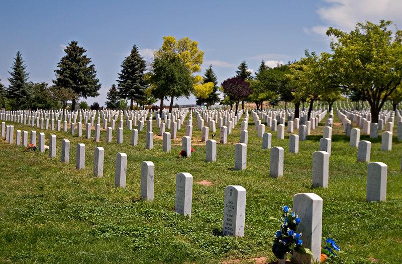 Veterans Memorial, Santa Fe