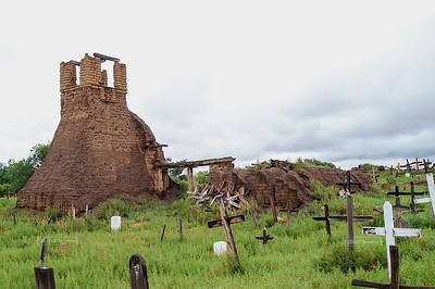 Taos Pueblo Cemetery and Mission Church of San Geronimo de Taos