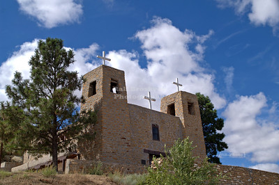 Mission Santa Maria, McCartys, New Mexico, USA