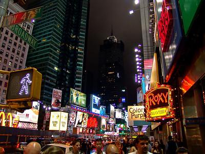 Times Square, NY