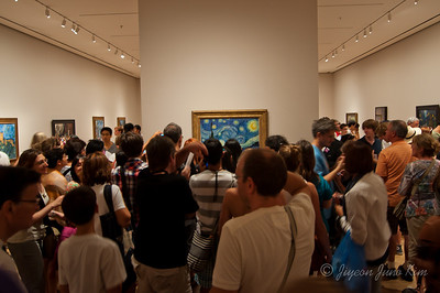 Starry Night at the MET