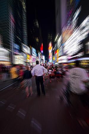 Times Square Trails