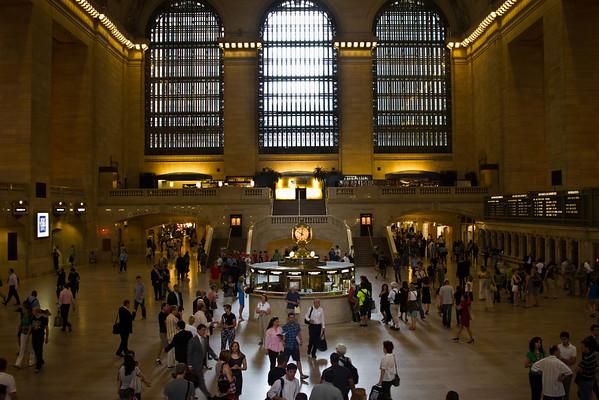 Inside Grand Central