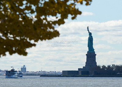 lady liberty -- Fall 2006