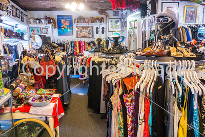 "New York, East Village , Shopping, Vintage Clothing Store, ""Monk Thrift Shop"""