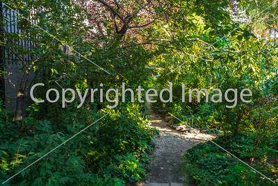 "New York, East Village ""Liz Christy"" Community Gardens"