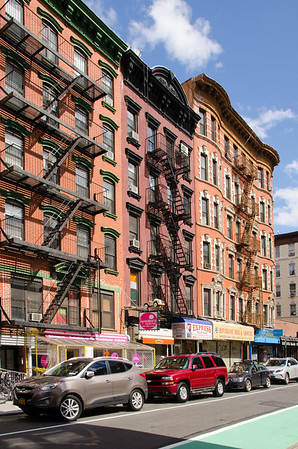 Rivington Street, New York City