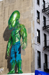 An Alien in New York