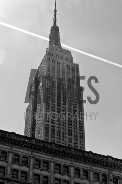 Empire State Building<br /> New York, USA
