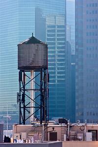 New York water tank