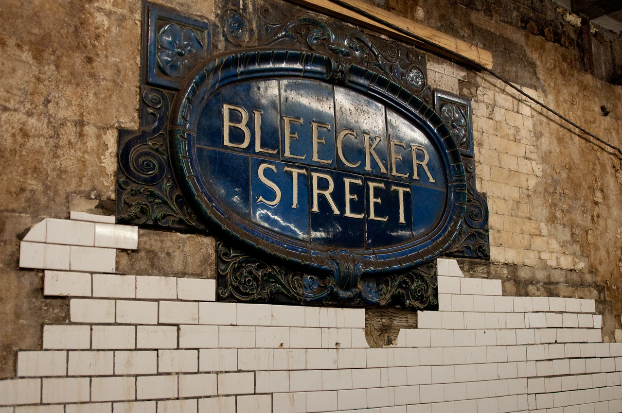 Bleecker and Bleaker
