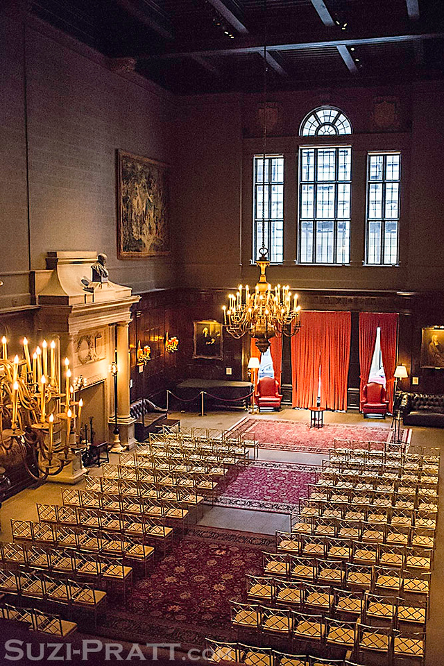 The Harvard Club in New York City in Fall 2014